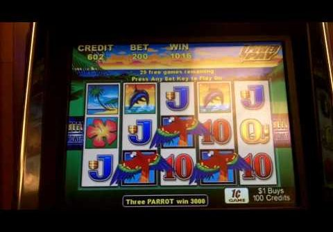 $Tahiti Magic Slot Bonus 'Big' Win trying to beet NYPhinix13