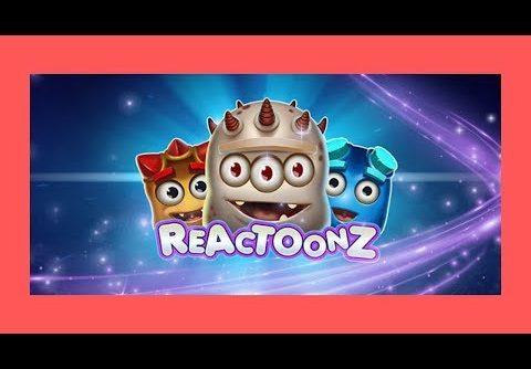 Reactoonz Super Big Win