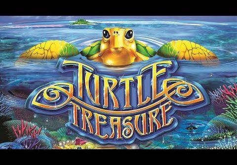 RETRIGGER, LOVE IT! Turtle Treasure Slot – BIG WIN SESSION!