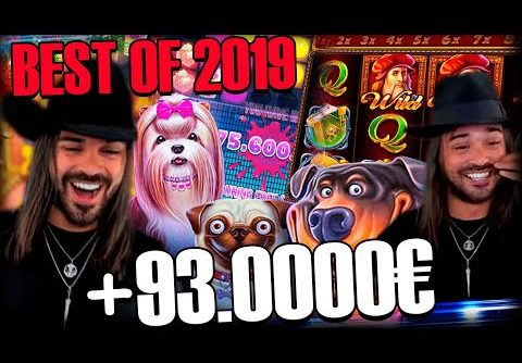 ROSHTEIN  Record win on The Dog House slot – Top 5 Best Wins of 2019 Year #1