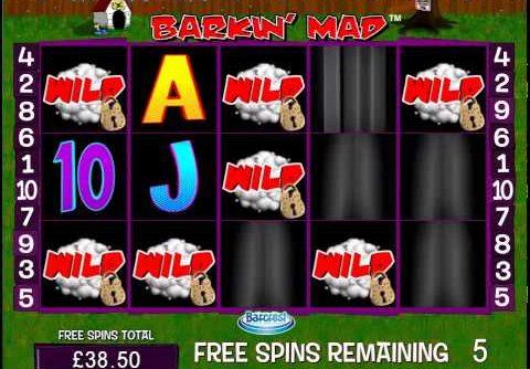 Barcrest – Barkin' Mad – Super Big Win