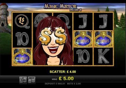 Magic Mirror Deluxe Casino Slots Mega Win