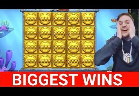 Casino big win #12 INSANE SLOT RAZOR SHARK X1000 5000€ ULTRA WIN