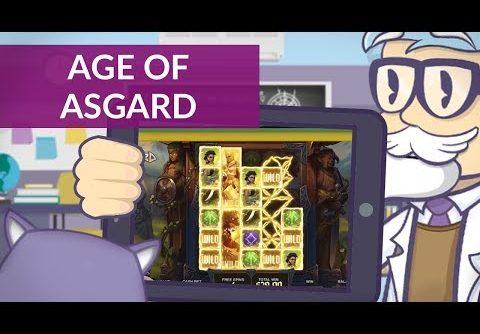 Age of Asgard Slot Review – Big Wins & Lots of Fun!