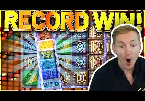 RECORD WIN! Danger High Voltage Big win – HUGE WIN on Casino slots from Casinodaddy LIVE STREAM
