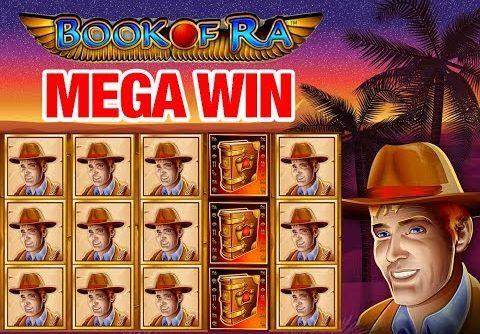 Book Of Ra Classic Mega Big Win – Novomatic Online Slot