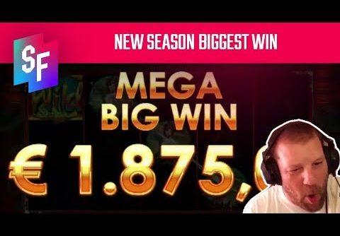 Season Biggest Slots Win On Microgaming Slot (SlotsFighter)