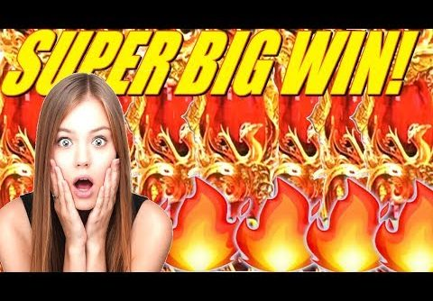 **SUPER BIG WIN ** New Game Peacock Riches! Live Play and HUGE WIN Slot BONUS!