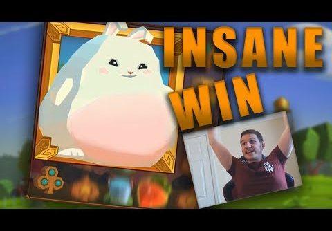 INSANE WIN on Fat Rabbit Slot – £2 Bet