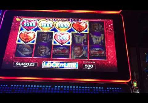 Lock it Link Slot Huge win, multiple hand pays