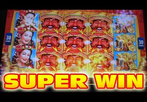 REPEAT SUPER WINS! – MAX BET BIG WIN – Chili Chili Fire Slot Machine Bonus