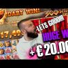 ClassyBeef Crazy Win on 300 shields extreme slot – TOP 5 Biggest wins of the week