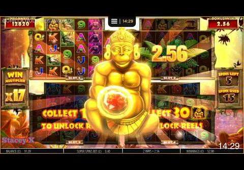 Gorilla gold megaways BONUS! Super spins , Big win, small stake