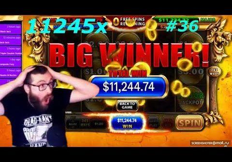 TheBestMoments   TOP5 Biggest Wins #36 Super Mega Win