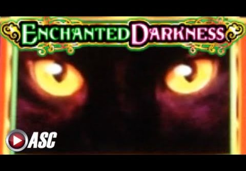 ENCHANTED DARKNESS | WMS – Super Big Win! Slot Machine Bonus Farewell