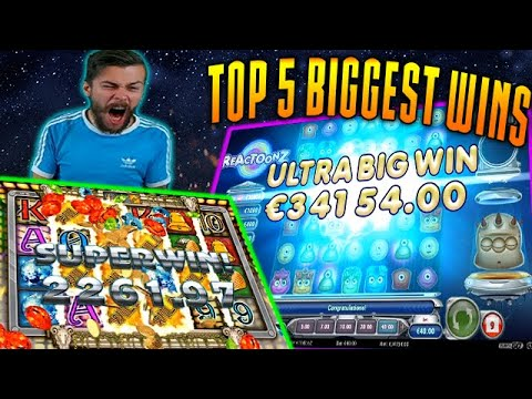 Streamers BIGGEST WINS OF THE WEEK! HUGE WIN – ClassyBeef! Casino Slots! #9