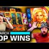 Top 10 Slot Wins of March 2020
