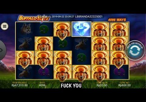 ( BUFALLOW ) SLOT GAME – SUPER BIG WIN, 49 JUTA – BAYARAN TERBESAR DI INDONESIA
