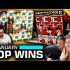 Top 8 Slot Wins of January 2020
