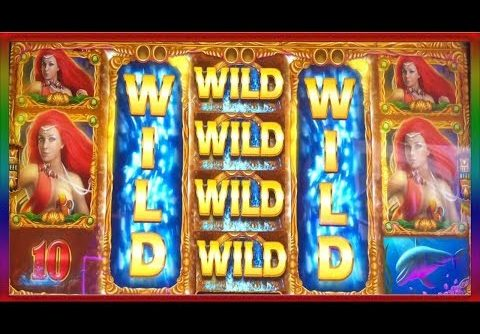 ** SUPER BIG WIN ** OCEAN SONG ** NEW SLOT MACHINE **  SLOT LOVER **