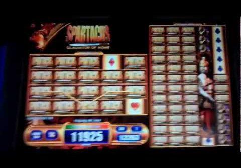 Spartacus Super Big Win slot hit