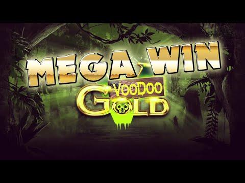 VOODOO GOLD (ELK STUDIOS) – SUPER MEGA WIN 6€ BET