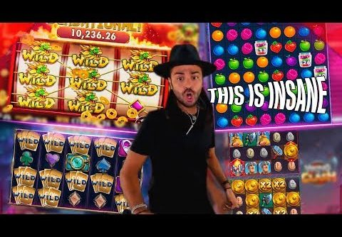 ROSHTEIN New Mega Wins on  slots – Top 5 Biggest Wins of week