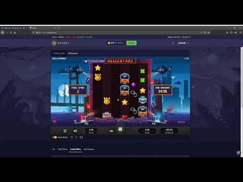 Super Big Win on Hellcatraz!