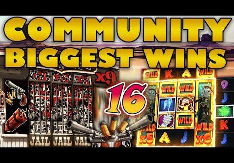 Community Biggest Wins #16 / 2020