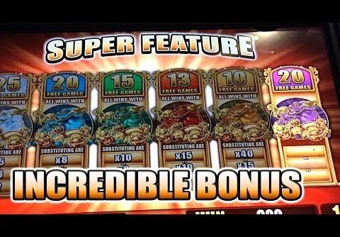 5 Frogs Slot – BIG WIN – TOP MYSTERY Bonus!