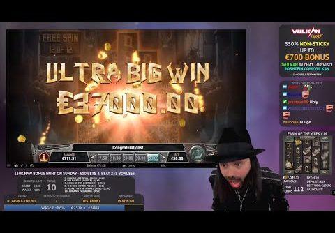 Roshtein Testament BigWin 44745€ – Online Casino Big Win in Slots