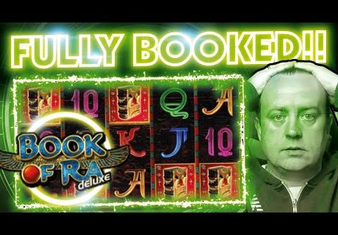 BOOK OF RA DELUXE – SLOTS BIG WIN – 5 BOOKS !!!