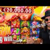 ROSHTEIN Mega win 20.000 € on new slot Magic Journey – Top 5 Best Wins of Stream
