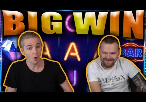 BIG WIN on DANCE PARTY – Casino Slots Big Wins