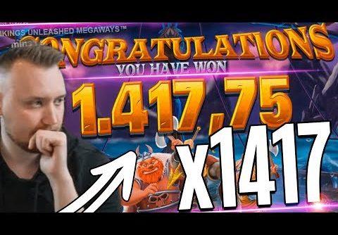 ClassyBeef Win x1417 on Viking unleashed slot – Mega Win in casino online