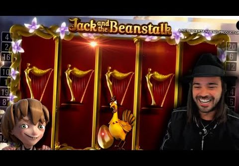 RECORD WIN! Streamer win x2500 on Jack And The Beanstalk Slot! BIGGEST WINS OF THE WEEK! #16