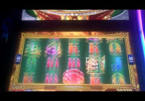 Freya's Magic Slot Machine SUPER BIG WINS Bonus(2)