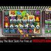 Danger High Voltage Slots HUGE WIN 555x Free Spins!