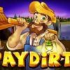 Big win on PayDirt (RTG slot)