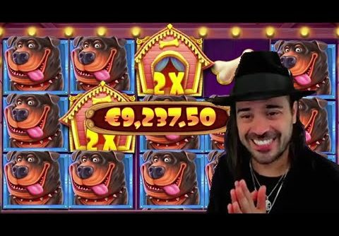 Streamer Record win 92.400€ on DEADWOOD slot – TOP 3  wins of the mouth