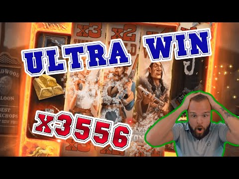 RECORD WIN! Streamer win x3550 in Casino Slots! BIGGEST WINS OF THE WEEK! #12