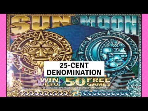 SUPER BIG WINS!  SUN & MOON BONUSES + RETRIGGERS SLOT MACHINE POKIES  PECHANGA CASINO