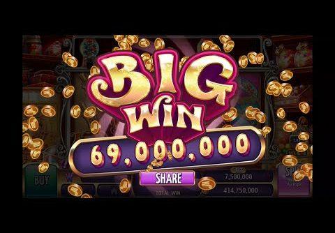 Willy Wonka & the Chocolate Factory Slots | MEGA WIN
