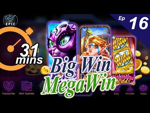 EpicWin Mega Win Big Win Slot Games Online Malaysia
