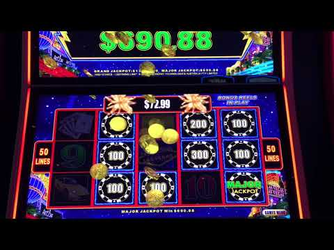 How to Win Playing Slots * BIG WIN * Lightning Link Video Slot Machine * Hit The Major Jackpot