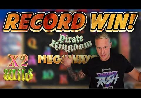 RECORD WIN!! Pirates Kingdom BIG WIN – Online Slots from Casinodaddys live stream