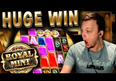 SUPER BIG WIN on Royal Mint!!