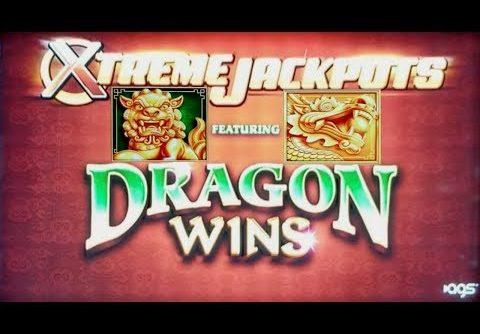 BIG WIN on NEW XTREME JACKPOTS DRAGON WINS SLOT POKIE BONUSES – PECHANGA