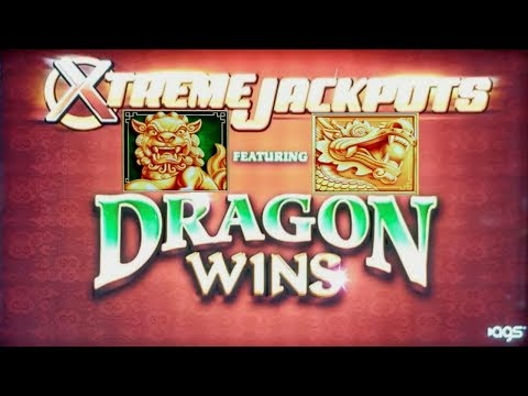 BIG WIN on NEW XTREME JACKPOTS DRAGON WINS SLOT POKIE BONUSES – PECHANGA