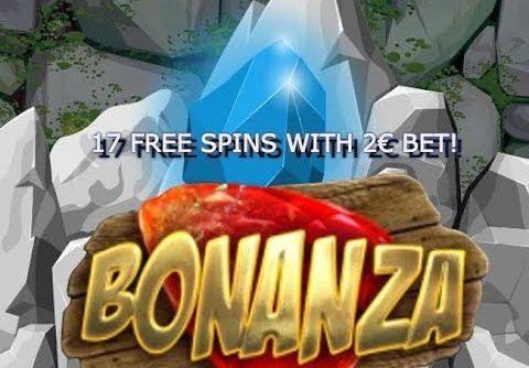 Bonanza Slot – Mega Big Win With 2€ Bet!